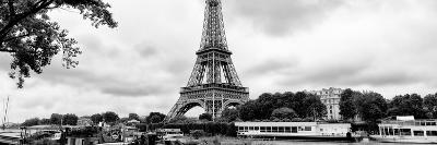 Paris sur Seine Collection - The Eiffel Tower and the Quays XV-Philippe Hugonnard-Photographic Print