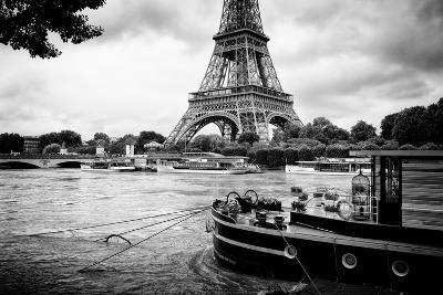 Paris sur Seine Collection - Vedettes de Paris IV-Philippe Hugonnard-Photographic Print