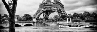 Paris sur Seine Collection - Vedettes de Paris IX-Philippe Hugonnard-Photographic Print