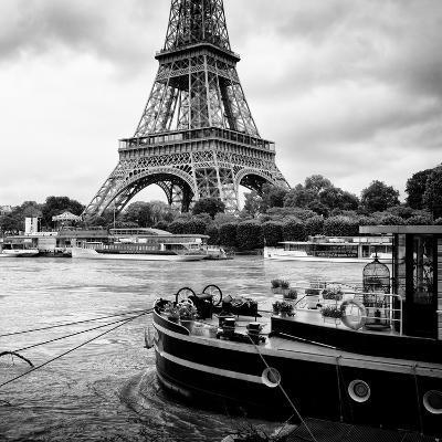 Paris sur Seine Collection - Vedettes de Paris VI-Philippe Hugonnard-Photographic Print