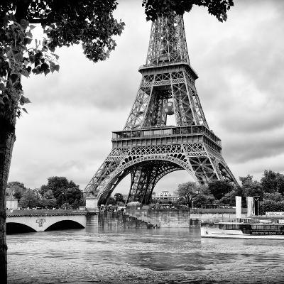 Paris sur Seine Collection - Vedettes de Paris VIII-Philippe Hugonnard-Photographic Print