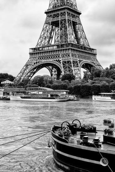 Paris sur Seine Collection - Vedettes de Paris-Philippe Hugonnard-Photographic Print