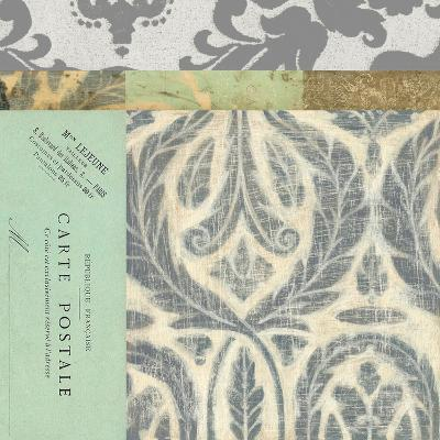 Paris Tapestry V--Art Print