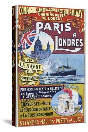 Paris to London; Paris a Londres