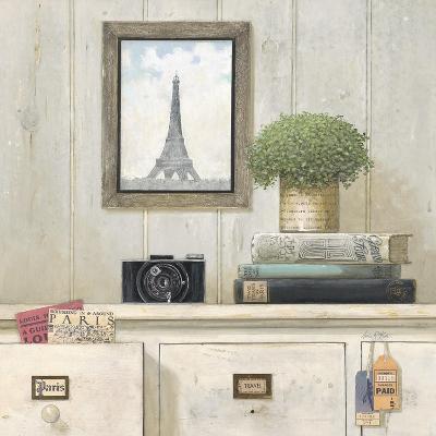 Paris Traveler-Arnie Fisk-Art Print
