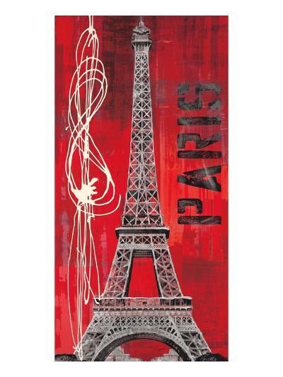 Paris Vibe-Evangeline Taylor-Art Print