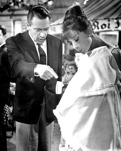 Paris - When It Sizzles (1964)--Photo