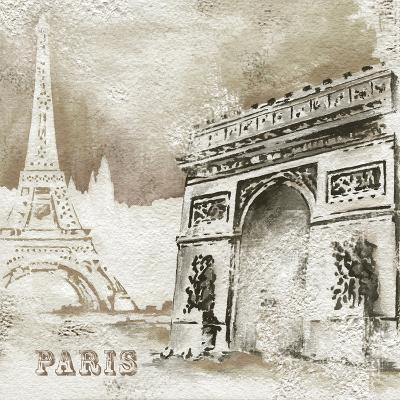 Paris-Dominguez-Art Print
