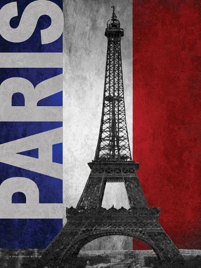 Paris-Todd Williams-Art Print