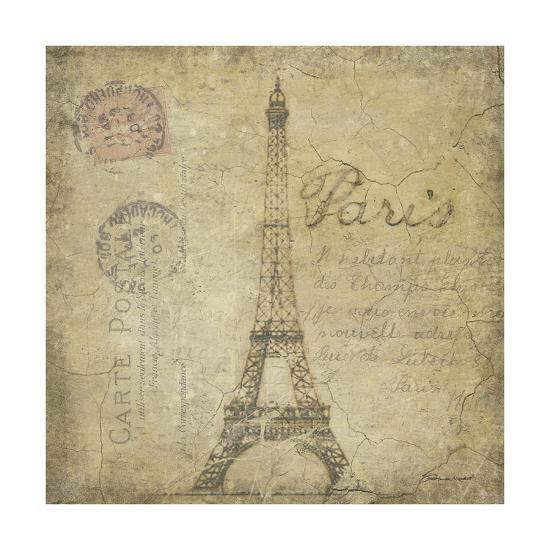 Paris-Stephanie Marrott-Giclee Print