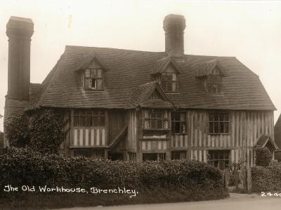 Parish Workhouse, Brenchley, Kent-Peter Higginbotham-Photographic Print