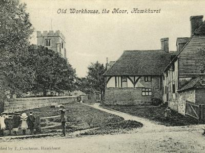 Parish Workhouse, Hawkhurst, Kent-Peter Higginbotham-Photographic Print
