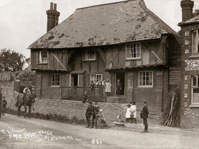Parish Workhouse, Steyning, Sussex-Peter Higginbotham-Photographic Print