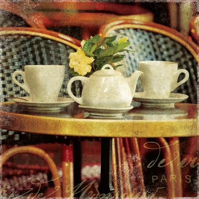 Parisian Cafe II-Wild Apple Photography-Art Print