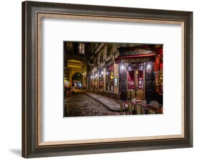 Parisian Cafe, Paris, France, Europe-Jim Nix-Framed Photographic Print