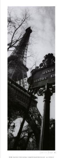 Parisian Panel III--Art Print