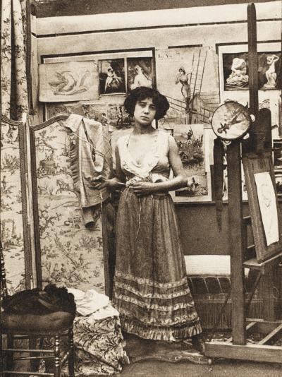 Parisian Prostitute--Photographic Print