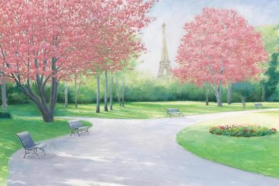 Parisian Spring-James Wiens-Art Print