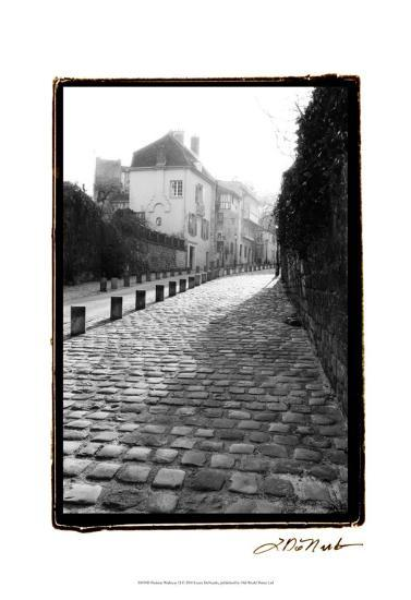 Parisian Walkway II-Laura Denardo-Art Print