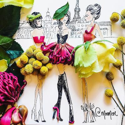 Parisians-Meredith Wing-Art Print
