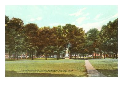 Park, Guilford, Connecticut--Art Print