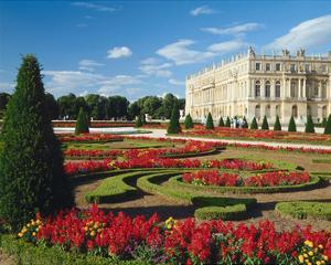 Park Versailles Palace, Paris