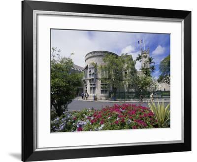 Parliament Building, Bridgetown, Barbados--Framed Photographic Print