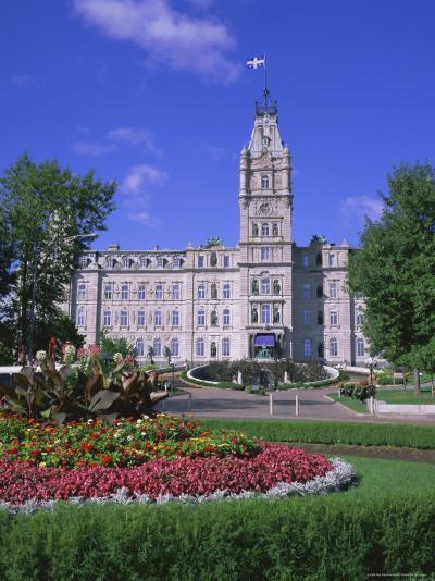 Parliament Building, Quebec City, Quebec, Canada, North America-Roy Rainford-Photographic Print