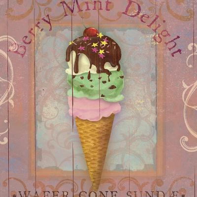 Parlor Ice Cream II-Fiona Stokes-Gilbert-Giclee Print