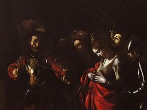 The Martyrdom of St Ursula by Parmigianino