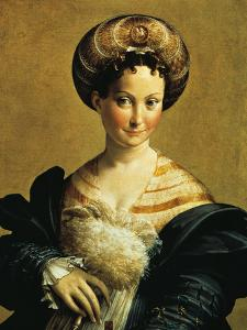 The Turkish Slave by Parmigianino
