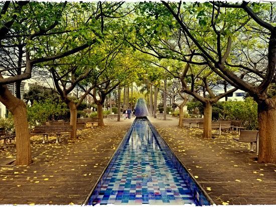 Parque Das Nacoes. Lisbon, Portugal-Mauricio Abreu-Photographic Print