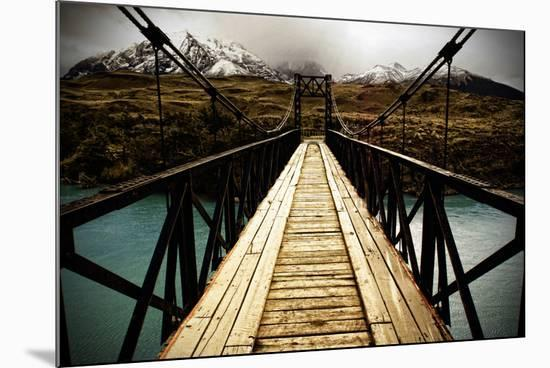 Parque Nacional Torres Del Paine Chile-www.infinitahighway.com.br-Mounted Photographic Print