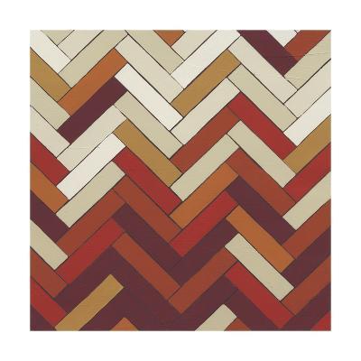 Parquet Prism III-June Erica Vess-Art Print