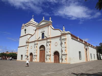 Parroquia De La Asuncion, Masaya, Nicaragua, Central America-Wendy Connett-Photographic Print