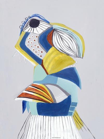 Parrot I-Hasse Jacobsen-Art Print