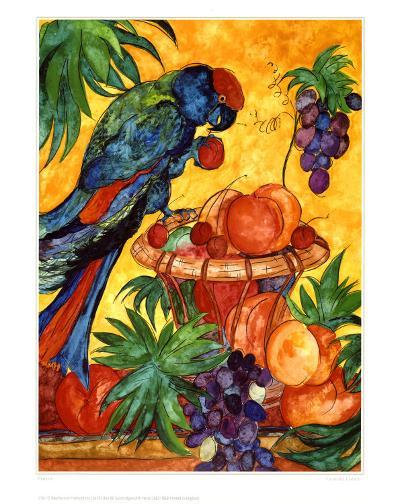 Parrot-Gemma Cotsen-Art Print