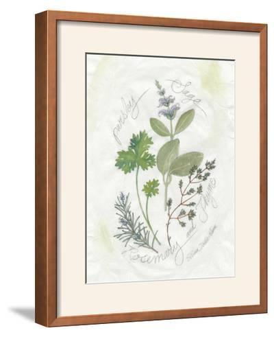 Parsley and Sage-Elissa Della-piana-Framed Photographic Print