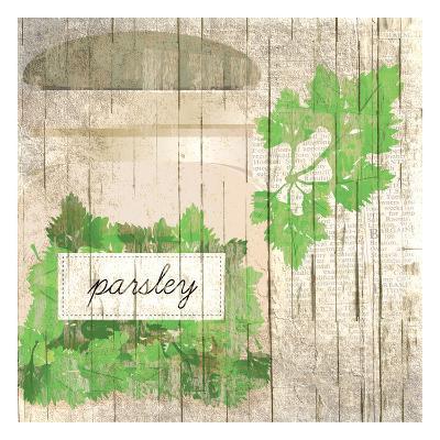 Parsley-Kimberly Allen-Art Print