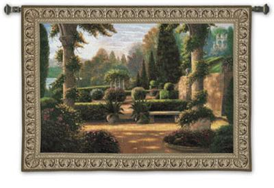 Parterre de la Vierge-Betsy Brown-Wall Tapestry