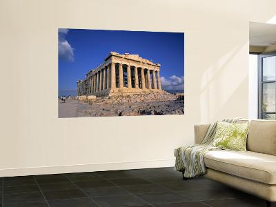 Parthenon, Acropolis, Athens, Greece-Jon Arnold-Wall Mural