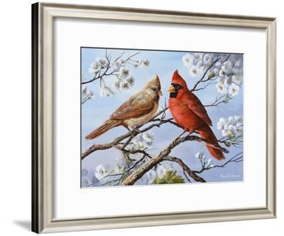 Partners-Trevor V. Swanson-Framed Giclee Print