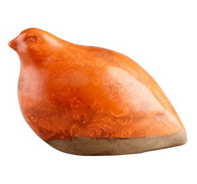 Partridge I Sculpture *