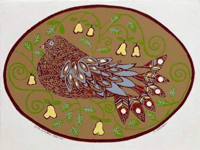 Partridge in a Pear Tree-Gillian Lawson-Giclee Print