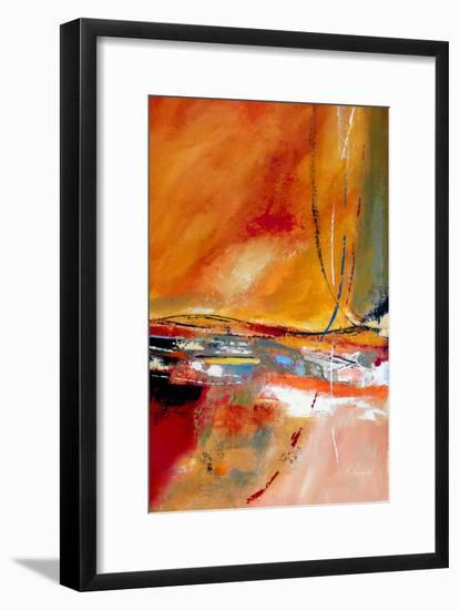 Party Lines-Ruth Palmer-Framed Art Print