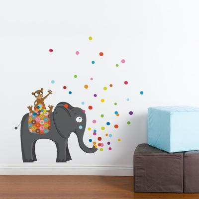 Party Time Wall Decal--Wall Decal