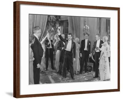 Party Time--Framed Photo