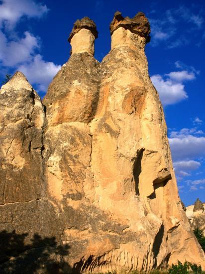 "Pasabagi ""Fairy Chimneys"" Mountains, Cappadocia, Turkey-Wayne Walton-Photographic Print"