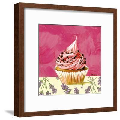 Cupcake Grain Chocolat