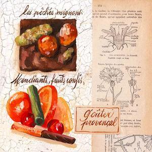 Fruits confis by Pascal Cessou